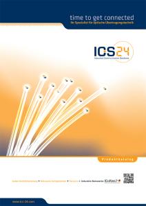 Gesamtkatalog ICS24 Cover