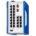ICS24; Kabel-Konfektion; Netzwerktechnik; Netzwerkkomponenten; Hirschmann SPIDER III Premium Line mit 16 Ports